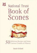 The National Trust Book of Scones Delicious recipes and odd cru... 9781909881938