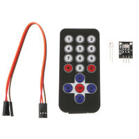 Mini Infrared IR Wireless Remote Control Sensor Module Kits for Arduino