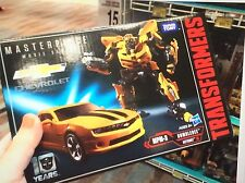 AU Takara Tomy Transformers Masterpiece Movie Series Mpm-03 Bumblebee MIB Now