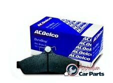 Front Brake Pads Acdelco suits NISSAN NAVARA 4.0l Petrol 2005-2011 NEW ACD1835