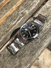 Rolex Oyster hora permanente Explorer ref 5500 Super Precisión Reloj Dorado 1963