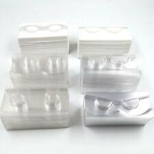 50PCS False Eyelash Packaging Box INNER Bracket Lash Faux Cils Mink Case Holder