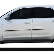 Fits Chevy Equinox 2010-2017 Dawn Color Insert Painted Body Side Door Moldings