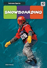 Morey Allan-Extreme Sports Snowboarding (US IMPORT) HBOOK NEW