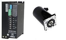 NEMA52 50Nm 7075ozin Hybrid stepper motor driver kit 3phase 80-240VAC for CNC