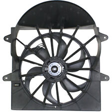 Radiator And Condenser Fan For Jeep Grand Cherokee Commander CH3117102