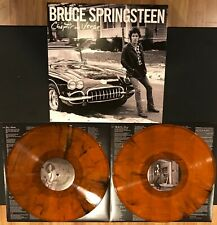 Bruce Springsteen Chapter and Verse Tortoise Shell Vinyl NM
