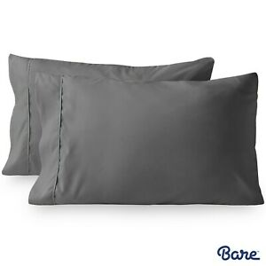 Premium 1800 Platinum Collection Ultra-Soft Double Brushed Pillowcase Set