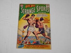 Strange Sports Stories #47, (DC), 3.5 VG-