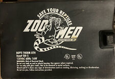 Zoo Med Repti Therm Uth Under Tank Heater Rh-5 Reptile Heat Pad Mat