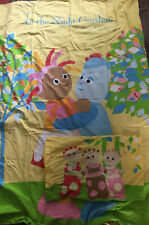 Kids In The Night Garden Reversible Single Duvet Cover And Pillow Case