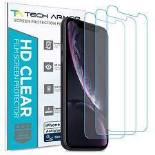 Tech Armor Matte Anti-Glare Film Screen Protector for Apple iPhone Xr [3Pack]