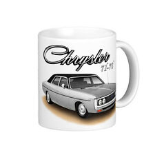 71' 76'   CH  CJ  CK  CHRYSLER  SEDAN  QUALITY  11oz   MUG  ( 6 CAR COLOURS )