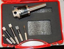 """SOBA 2"""" Boring Head with Tools 3MT Imperial 1711293 For Milling Machine Morse"""