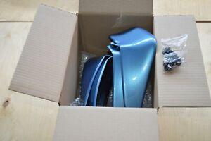 for Nissan Leaf mudflaps. Mudguards. color RBJ - BLUE