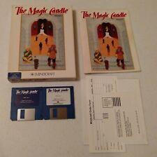 "Mindcraft The Magic Candle Volume 1 I IBM/PC compatibles on 3.5"" floppy disks"