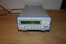 Rohde & Schwarz NGMO1 Precission Power Supply 1 x 0. 15 V 2.5/5 A 192.1500.21