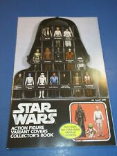 Star Wars Action Figure Variant Covers Collector's Book #1 NM Gem