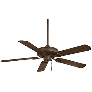"MinkaAire F589-ORB 5 blade 54"" Indoor / Outdoor Energy Star Ceiling Fan - Blades"