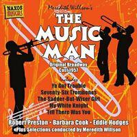 ORIGINAL BROADWAY CAST - WILLSON:THE MUSIC MAN [CD]
