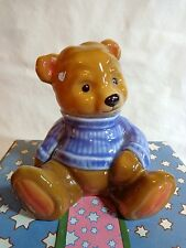 Michael's Bears HUG A DAY KEEPS THE GLOOMIES AWAY Hague 355666 Enesco 1997