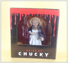 "Child's Play Chucky Bride of Chucky girl pvc Figure 5"" new"
