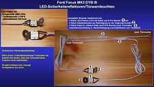 Ford Focus MK3 DYB III ST RS Titanium LED Türwarnleuchte Türleuchte Rückstrahler