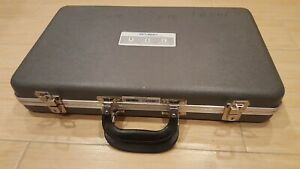 """Carrying Case Briefcase 20"""" x 12"""" x 3"""" for Ultrasound Probe Transducer"""