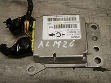 Nissan Almera Tino Airbag Steuergerät 98820-4U400  0285001361 (26) Unfallfrei