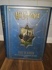 Harry potter page to screen book