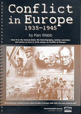 Conflict in Europe 1935-1945 ( Year: 12 HSC) Modern History Examination