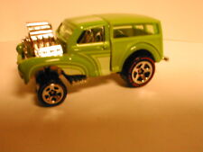 Loose Hotwheels 2012 The Hot Ones CHASE:  MORRIS WAGON   loose mint