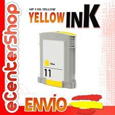 Cartucho Tinta Amarilla NON-OEM 11 - HP Designjet 110 Plus NR