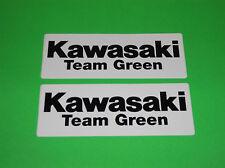 KX KXF 65 80 85 100 125 250 450 TEAM GREEN MOTOCROSS ATV QUAD STICKERS DECALS (*