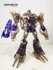 Transformation Toy APC Dark Master Megatron Black Crystal Clear Action Figure