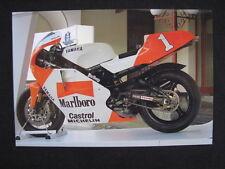Photo Marlboro Yamaha YZR500 OWEO 1992 #1 Wayne Rainey (USA)