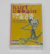 Montage of Heck: The Home Recordings by Kurt Cobain (Cassette Tape) SEALED