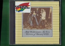RICK WAKEMAN  - THE SIX WIVES OF HENRY VIII CD NUOVO SIGILLATO