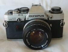 OLYMPUS OM10 + F.ZUIKO AUTO-S 1:1.8 f=50mm