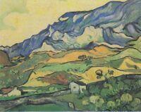 "stunning  oil painting handpainted on canvas ""mountain-landscape """