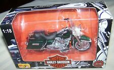 Maisto Harley Davidson 1998 FLHR Road King Classic 1:18 Scale Motorcycle Model