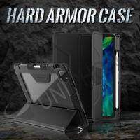 【Defender】iPad Pro 2020 2018 11 12.9 Black Shockproof Case Cover Heavy duty