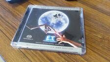 E.T. Soundtrack OST CD SACD Super Audio Audiophile DSD John Williams s2711