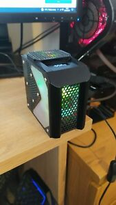 Raspberry Pi 4 Desktop Gamer Case Kit Mintec 120 Black