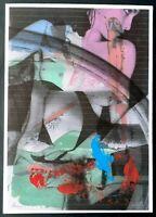 Antonio Maragnani - Tecnica mista e collage, opera unica del 2018