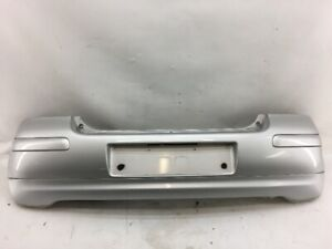 Toyota Yaris P1 Stoßstange hinten 52150-0D100 Heckschürze Silber Metallic