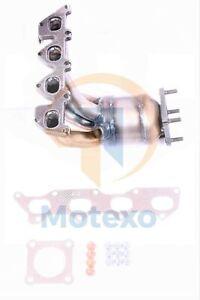 VK6061T Catalytic Converter SEAT AROSA 1.4i (AUB eng) 9/00-3/04 (maniverter)