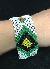 Hand Made beaded Southwest Native American Inspired Bracelet