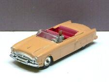 Dinky GB #132 Packard - pink cream - seltene Version mit shaped spun wheels