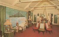 Postcard Flo-Jean Lobby Port Jarvis New York